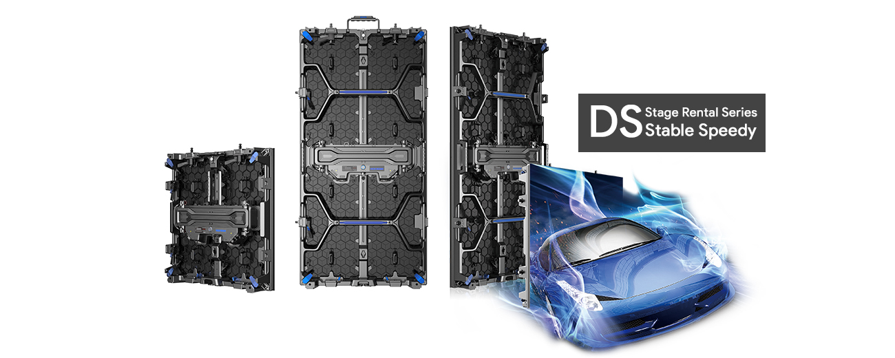 DS Stage Rental Series: Stable and Speedy